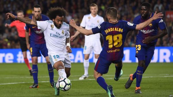 """تعرّف على الموعد الجديد لـ""""كلاسيكو"""" برشلونة وريال مدريد"""