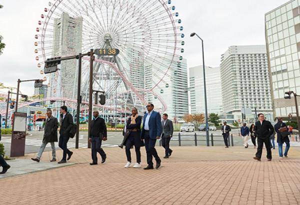 العفو عن 550 ألف مدان في اليابان