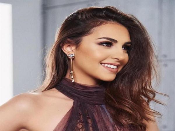 ملكة جمال لبنان فالري أبو شقرا تحدد موعد زفافها
