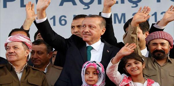 ترامب: تركيا والأكراد مثل طفلين ينبغي السماح لهما بالتصادم قليلا