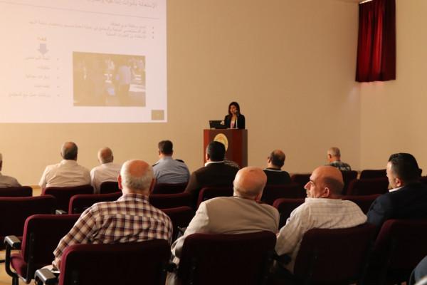 """بلدية بيت لحم تنظم لقاءً للمجتمع المحلي """"إعادة تصميم وإستخدام ساحة المهد"""""""