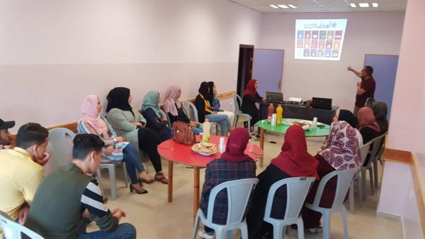 المركز الفلسطيني ينفذ ورشة عمل حول حقوق المرأة في القانون الدولي الإنساني