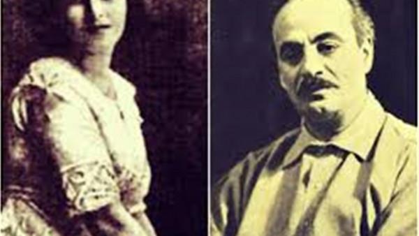 حكاية رسائل العشق الصوفي بين جبران ومي زيادة