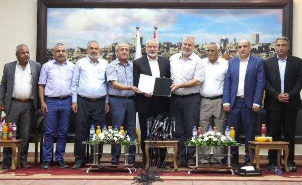 حماس: عدم رد فتح على رؤية الفصائل يعكس حالة العُزلة التي تعيشها