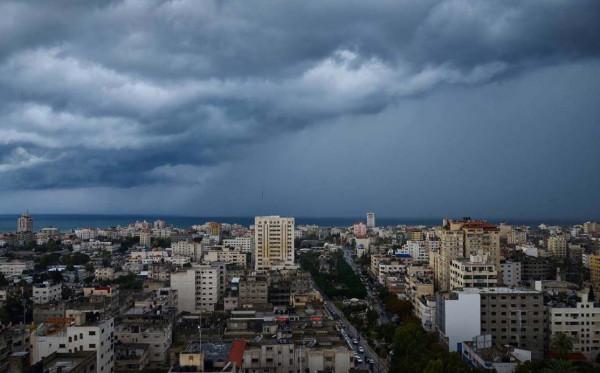 حالة الطقس: جو معتدل في معظم المناطق الفلسطينية