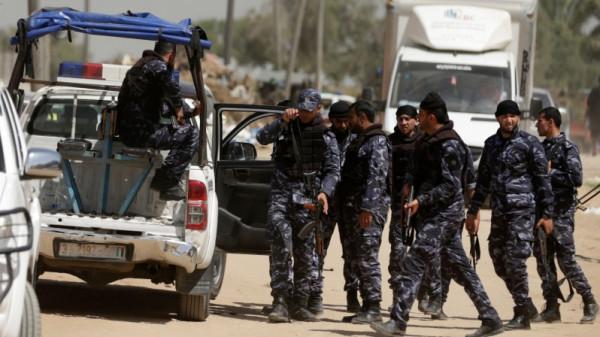 الشرطة بغزة تُقرر فتح مكتب لبنك الإنتاج في مدينة عرفات للشرطة
