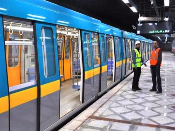 الأكبر في الشرق الأوسط.. افتتاح وتشغيل محطة مترو بمصر