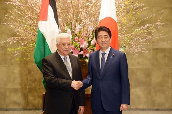 الرئيس عباس يصل غدّا إلى اليابان في زيارة رسمية