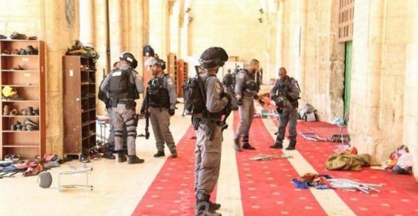 الأوقاف تستنكر الإقتحامات المتكررة للمسجد الأقصى