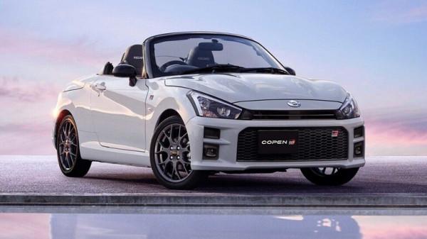 """""""دايهاتسو"""" تستعرض واحدة من أجمل السيارات الرياضية في العالم"""