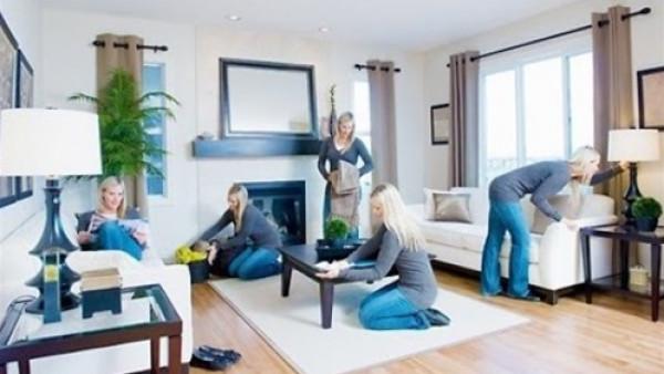 لمواجهة الزيارات المفاجئة.. 8 خطوات لتنظيف البيت في دقائق معدودة
