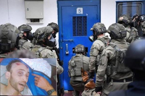 سبعة شهداء ومئات المصابين جراء استخدام القوة المفرطة بحق المعتقلين بسجون الاحتلال