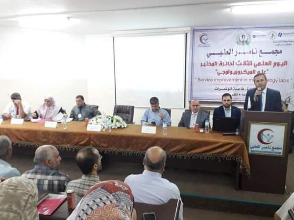 غزة: مختصون يوصون بتوحيد فحص حساسية المضادات الحيوية