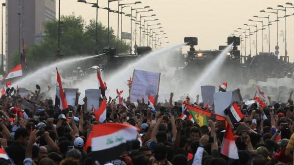 العراق تُنهي التحقيق بقتل المتظاهرين في بغداد
