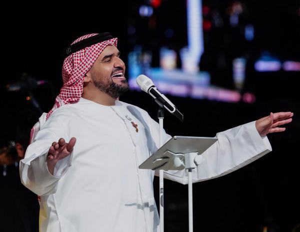 حسين الجسمي ومارايا كاري شريكين إستثنائيين بحفل عالمي في إكسبو 2020 دبي