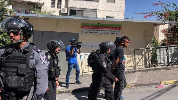 قوات الاحتلال تشن حملة اعتقالات واسعة بالضفة وتصادر أموالاً في سلواد