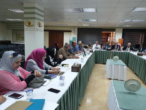 تنمية الخليل تنظم ورشة عمل لتشكيل لجنة للمسؤولية الاجتماعية