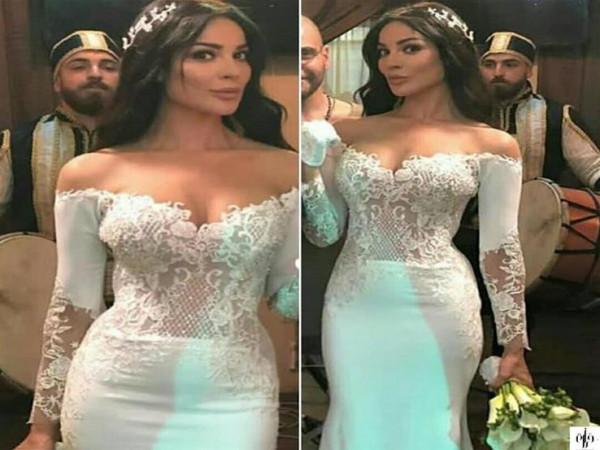 8 فساتين زفاف ارتدتها الفنانات.. ما الأجمل؟