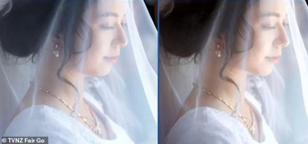 رد فعل غاضب لعروسين بعد تعديل صور حفل زفافهما مُقابل 4000 دولار