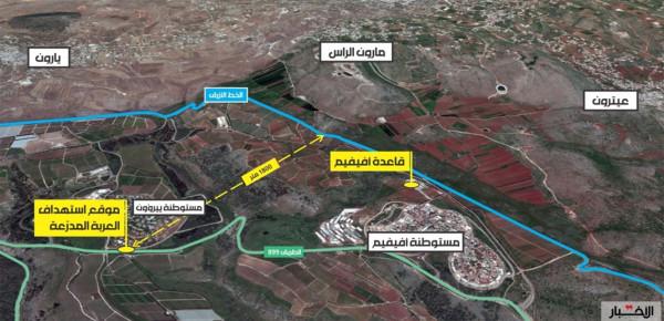 إسرائيل تكشف تفاصيل جديدة حول عملية حزب الله الشهر الماضي