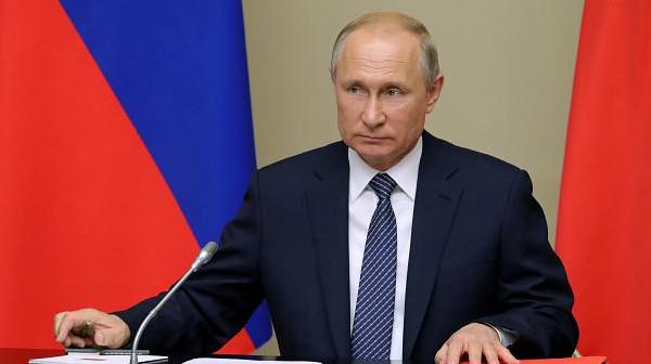 بوتين: روسيا مُصممة على زيادة وجودها في أفريقيا