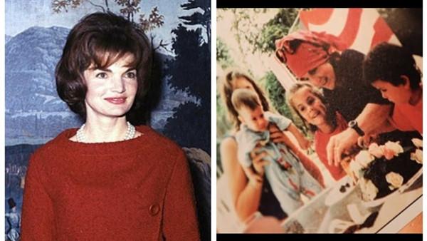 صور تُنشر لأول مرة زوجة الرئيس الأمريكي كينيدي قبل وفاتها بالسرطان