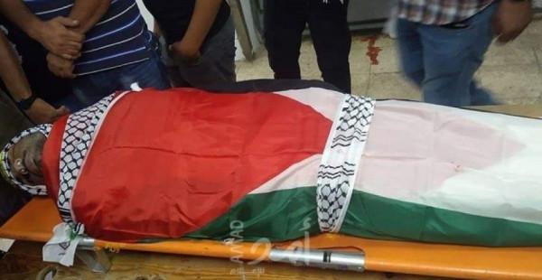 هيئة الأسرى: الاحتلال يفرج عن جثمان الشهيد عماد شاهين من غزة