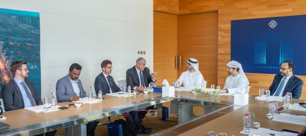 مركز دبي المالي العالمي يستقبل وفد مجلس الأعمال الإماراتي الأمريكي