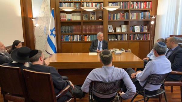 نتنياهو: سنبذل قصارى جهدنا لمنع جولة أخرى من الانتخابات