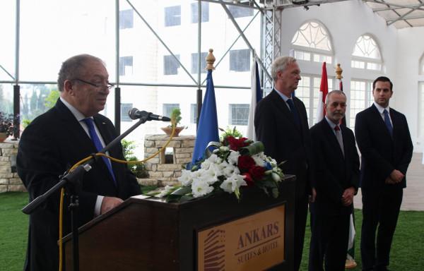 ممثلا عن الرئيس.. العسيلي يشارك بالذكرى السنوية لنيل التشيك وسلوفاكيا وهنغاريا الحرية