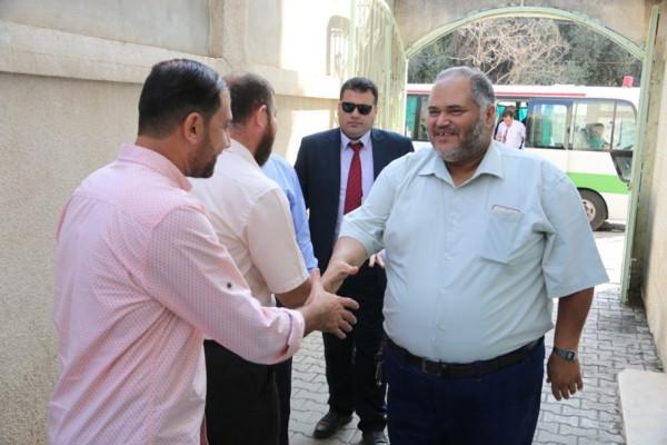 عباس يُؤكد على تطوير العمل بالمراكز الصحية في قطاع غزة