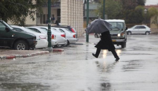 انخفاض جديد على درجات الحرارة والفرصة مُهيأة لسقوط الأمطار
