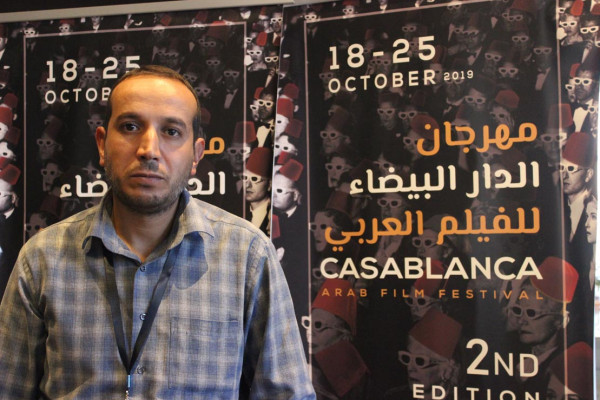 """احتفاء الجماهير المغربية بالفيلم الفلسطيني """"غزال"""" لأمجد عرفة"""