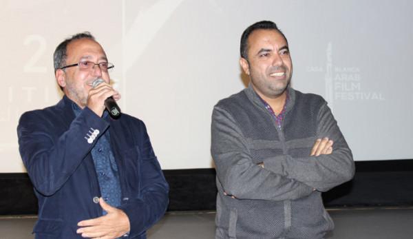 عباس فاضل يفوز بالجائزة الكبرى لمهرجان الدار البيضاء للفيلم العربي