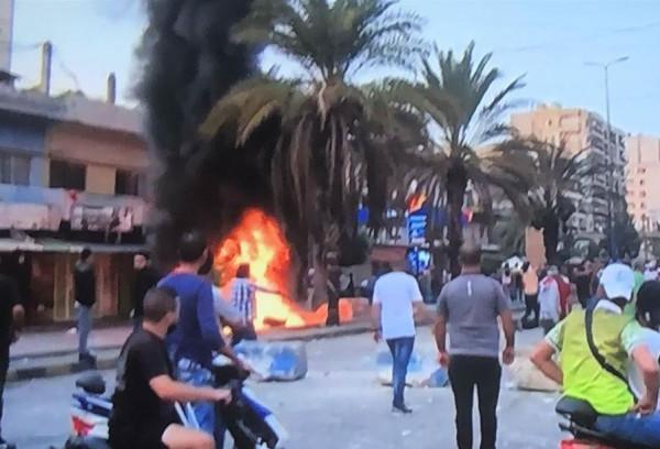 لبنان: تفاصيل اطلاق النار في البداوي وتوقيف أحد قادة المحاور