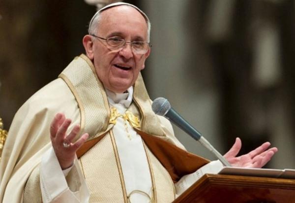 رسالة من البابا فرنسيس الى اللبنانيين