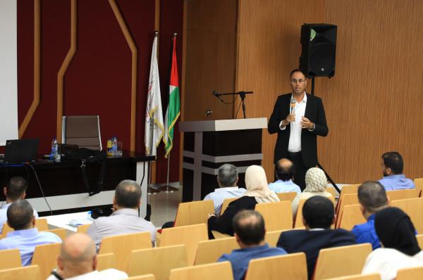 """الجامعة العربية الأمريكية تطلق منصة الابحاث الرقمية """"المستودع الرقمي للابحاث العلمية"""""""