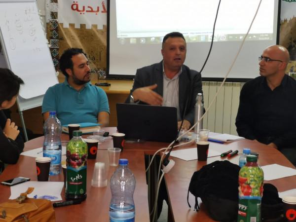 """الهيئة الفلسطينية للإعلام و""""بيالارا"""" تعقدان ورشة تدريبية حول الحماية والأمن الرقمي"""