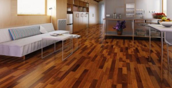 نصائح يجب اتباعها عند اختيار الأرضيات الخشبية لبيتك