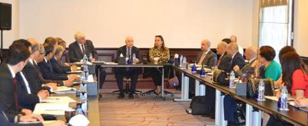 طلال أبوغزاله للتقنية  تعقد اجتماعها التأسيسي الاول في دبي   دنيا الوطن