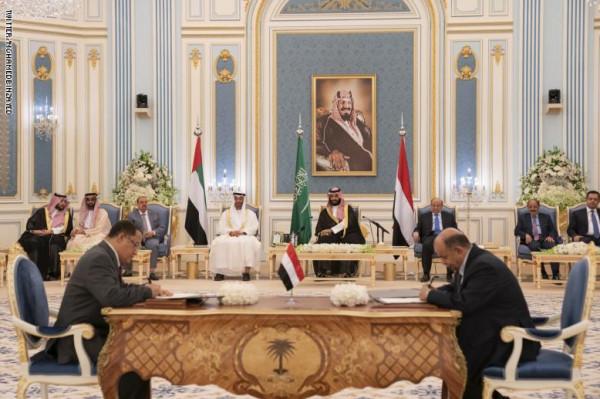 الولايات المتحدة تُعلق على اتفاق الرياض بين الحكومة اليمنية والمجلس الانتقالي