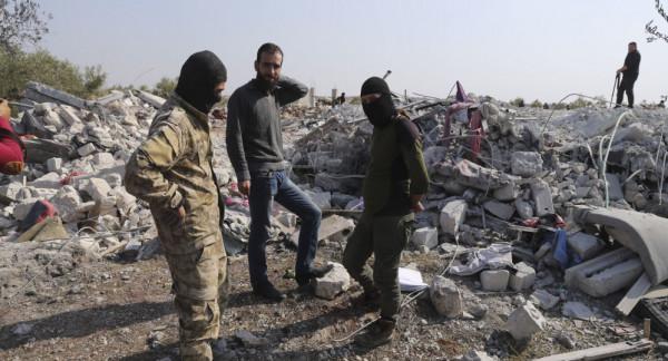 كشف معلومات جديدة عن حياة شقيقة البغدادي في سوريا