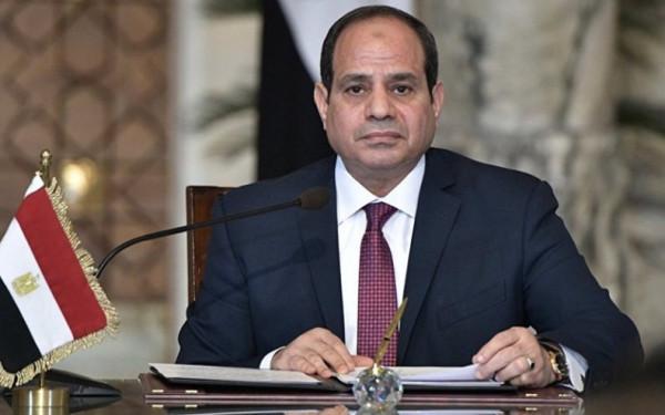 السيسي: لم أكن أنتوي الترشح لرئاسة مصر