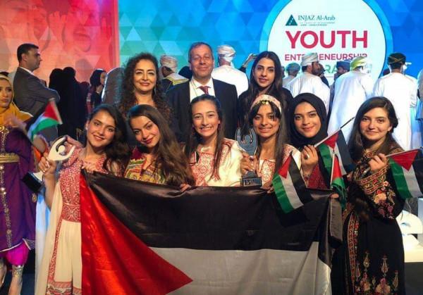 """""""التربية"""" تبارك فوز مدرسة دار الطفل العربي بلقب أفضل شركة طلابية عربية"""