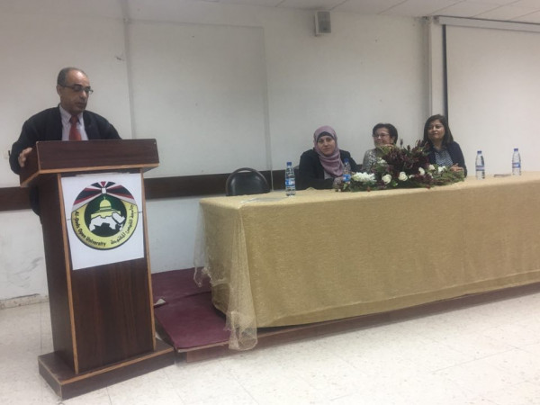 """محور ينظم ورشة """"قانون الأحوال الشخصية بفلسطين"""" في جامعة القدس بالخليل"""