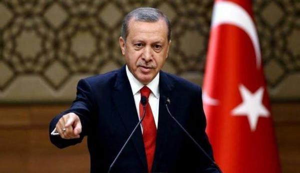 أردوغان: عملية (نبع السلام) بشمال سوريا مستمرة