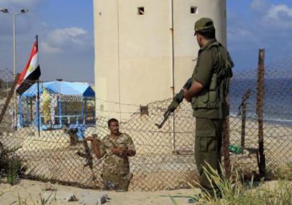 داخلية غزة: اعتقلنا 3 مُسلحين حاولوا اختراق الحدود المصرية