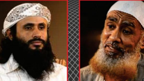 الولايات المتحدة ترصد 10 ملايين دولار لمن يقدم معلومات عن هذين الرجلين