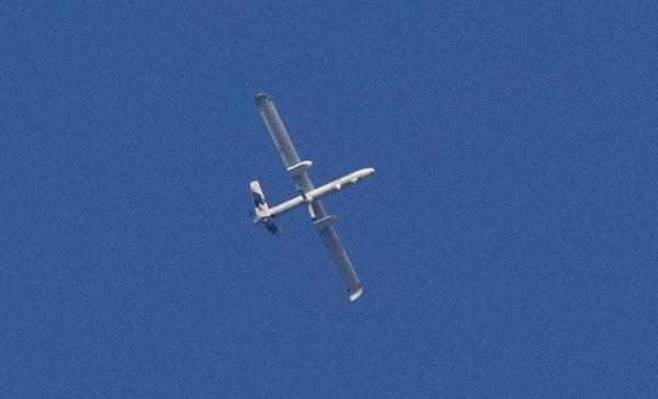 إسقاط طائرة مُسيرة فوق مدينة ماهشهر الإيرانية