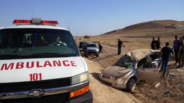 مصرع شاب وإصابة آخر بجروح خطيرة بحادث سير في أريحا